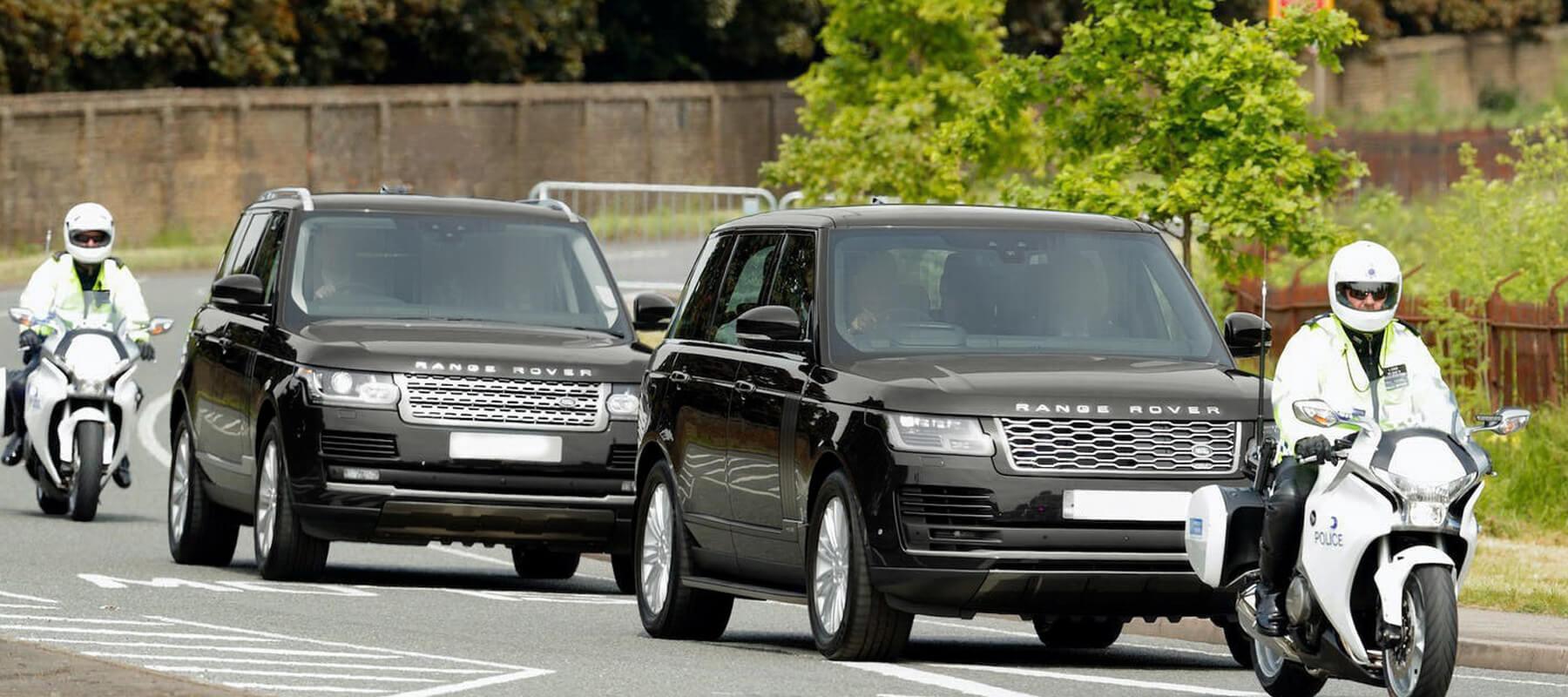Diplomatic Chauffeur Hire