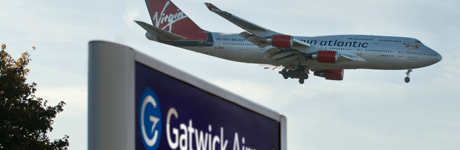 Gatwick Airport Chauffeurs