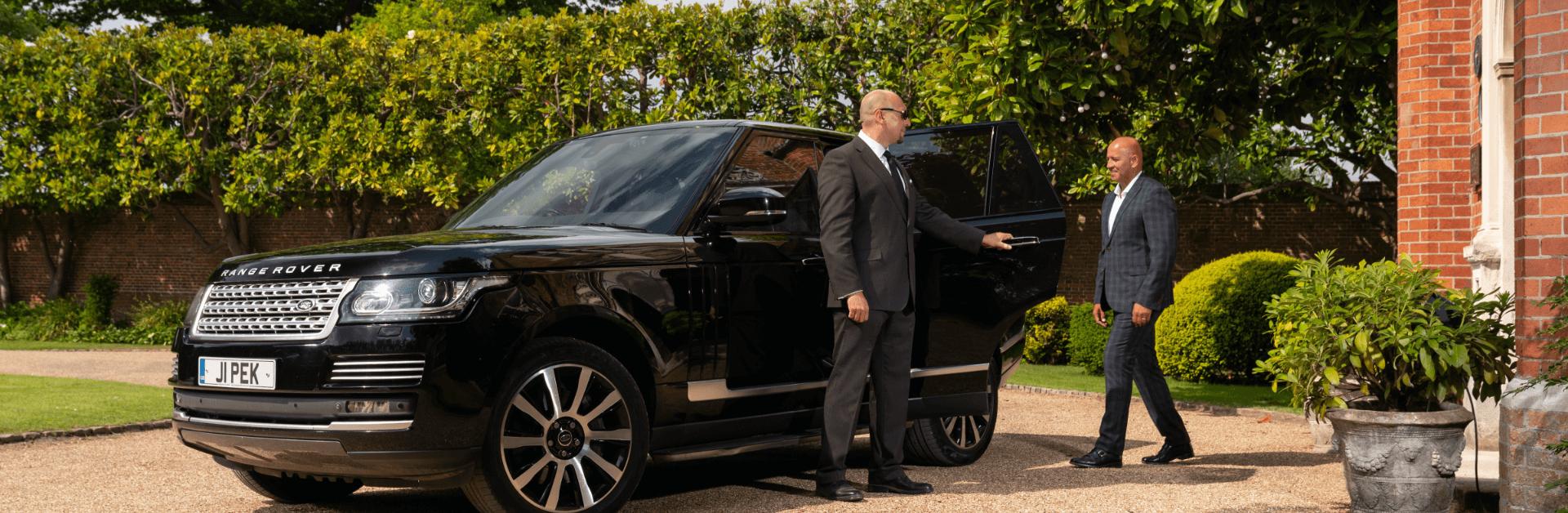 Range Rover SWB Chauffeur