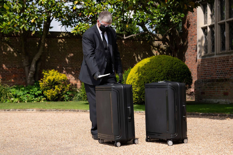 Covid Luggage Precautions
